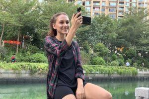 VMate Gimbal-Kamera auf Indiegogo ein Hit