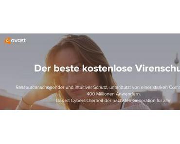 Avast verkauft in Massen Kundendaten an Google & Co.