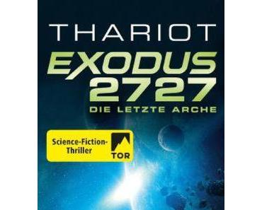 [Rezension] Exodus 2727 – Die letzte Arche