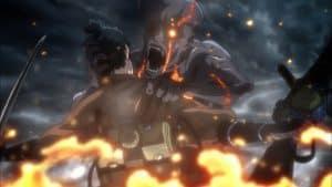 "Compilation-Filme zu ""Kabaneri of the Iron Fortress"" bei Crunchyroll"