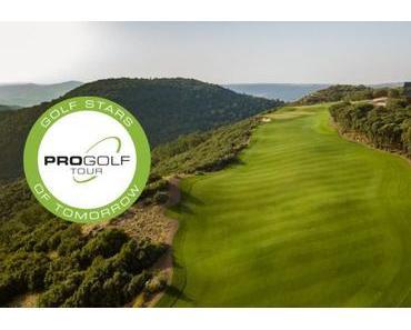 20 Golfturniere in sieben Ländern