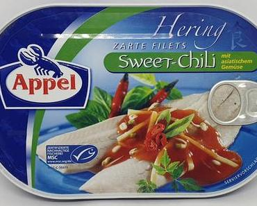 Appel - Heringsfilets Sweet Chili