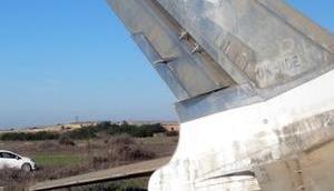 Lost Places: halbes Flugzeug Zypern