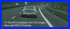 Mercedes S-Klasse Coupé Cabrio