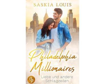 [Rezension] Philadelphia Millionairs #1 - Liebe und andere Schlagzeilen