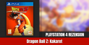 Review: Dragon Ball Kakarot
