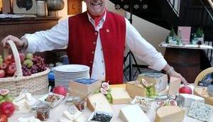 HOTEL SCHLOSS LEBENBERG Tiroler Käse-Degustationsmenü EVENT Event-Vorankündigung: 5-Gang-Degustationsmenü inkl. Weinbegleitung März 2020