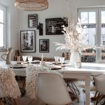Interior – Trockenblumentrend ungebrochen – farbloser Farn