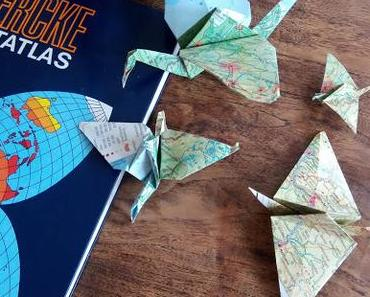 Origami Kranich - eine Anleitung