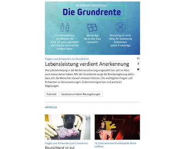 Jens Spahn folgt der Merkel'schen Beschwichtungskommunikation