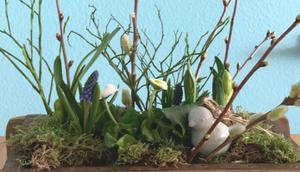 Friday-Flowerday oder Frühling Kiste
