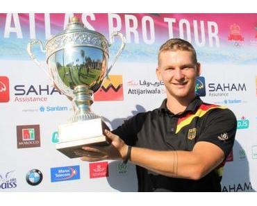 DGV-Amateur Nick Bachem gewinnt in Marokko