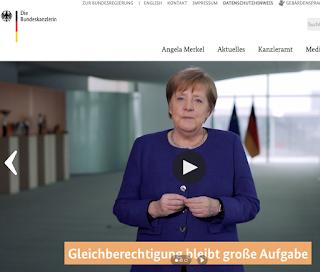 """Merkel schweigt weiterhin, RKI hält Risiko nach 2 Toten für """"mäßig"""""""