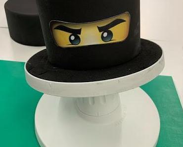 Lego Ninjago Torte die 2te