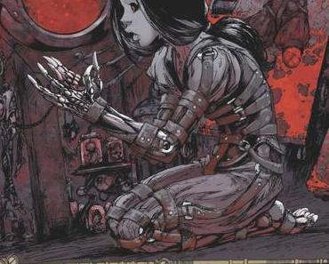 [Comic] Lady Mechanika [4]