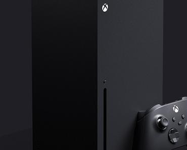 Xbox Series X - Die Technologie steckt hinter der nächsten Konsolengeneration
