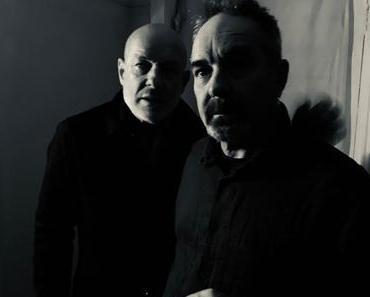 """Happy Releaseday: die Brüder Roger und Brian Eno veröffentlichen mit """"Mixing Colours"""" ihr erstes Duo-Album • full Album-Stream"""