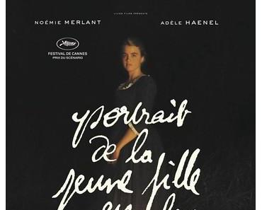 Portrait de la jeunne fille en feu (dt.: Porträt einer jungen Frau in Flammen, Frankreich 2019)