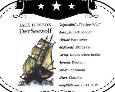 Jack London – Der Seewolf