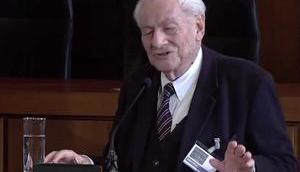 """Gabriel Bach, """"Das Strafverfahren gegen Adolf Eichmann Jerusalem"""""""