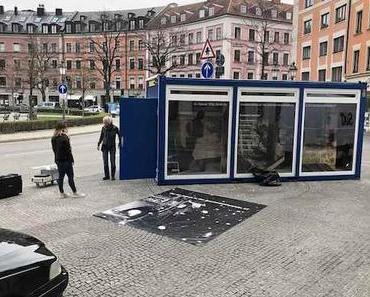Erinnerungs-Container am Gärtnerplatz – Rückschau und Ausblick