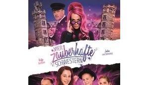 Sprite Sisters Vier zauberhafte Schwestern 2020 premiere dansk tale
