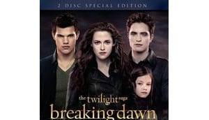 Twilight Saga: Breaking Dawn 2012 premiere dansk tale