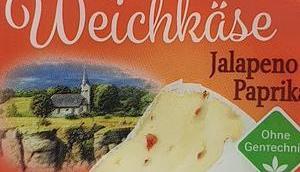 Coburger Bayerischer Weichkäse Jalapeno Paprika