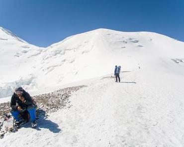Expedition 7000 – Ein launischer Berg