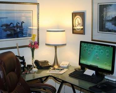 Home-Office – Tipps, wie Sie die richtigen Arbeitsbedingungen schaffen