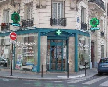 Apotheken in aller Welt, 120: Paris, Frankreich