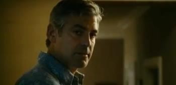 Clooney in 'The Descendants'-Trailer