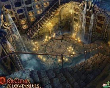 Dracula: Love Kills >> Catacombs of Paris