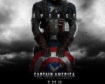 """Captain America: Neue TV-Spots zu """"The First Avenger"""" verfügbar"""