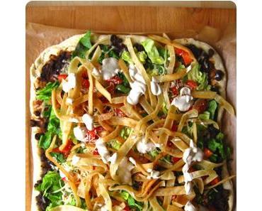 Taco-Pizza, baby!