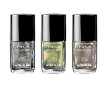 Chanel Craving Nagellack 529/531/525 Herbst Winter 2011