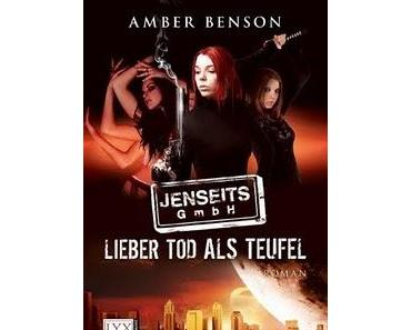 [Rezension] Jenseits GmbH 01 von Amber Benson