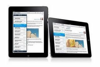 Apples Marktanteil bei Tablets geringer als gedacht.