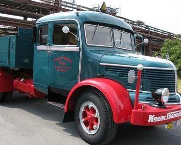 Oldtimer auf Zollverein + Ruhrmuseum