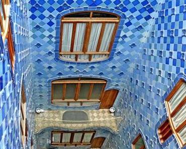 Die Häuser von Gaudí in Barcelona