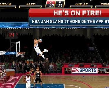 """Glückwunsch, Dirk - """"NBA Jam"""" (& HD) von EA zum Sonderpreis"""