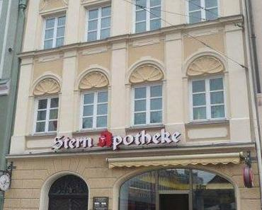 Apotheken in aller Welt, 126: Augsburg, Deutschland