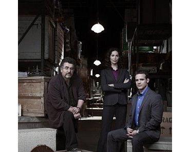 Warehouse 13:  Mehrere Schauspieler aus Star Trek in Staffel 3 mit dabei
