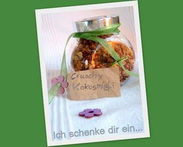 Ein Geschenk aus Lisa´s Küche