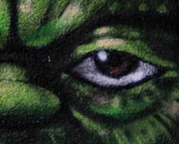 Ein Star Wars Graffiti