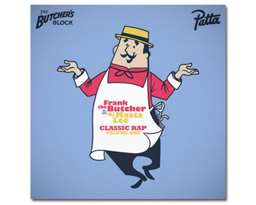 Frank The Butcher & DJ Masta Lee – Classic Rap Vol. 1   Mixtape