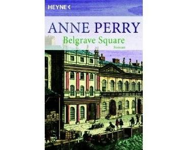 Belgrave Square - Anne Perry