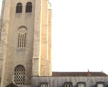 Die Abtei von Saint-Germain-des-Prés; die älteste Kirche von Paris