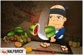 """Update: neue Frucht für """"Fruit Ninja"""""""