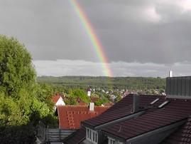 Regenbogen selber machen
